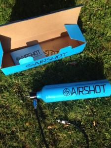 Airshot finished